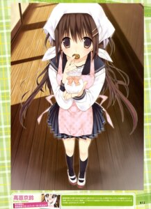 Rating: Safe Score: 44 Tags: seifuku takanae_kyourin User: drop