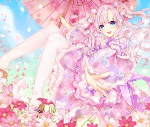 Rating: Safe Score: 17 Tags: gok_(gok_99) lolita_fashion umbrella wa_lolita User: Mr_GT