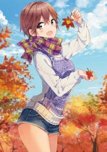 Rating: Safe Score: 55 Tags: futaba_tae masamune-kun_no_revenge sweater tiv User: Twinsenzw