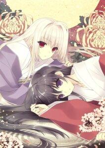 Rating: Safe Score: 45 Tags: kimono suzuhira_hiro User: Twinsenzw