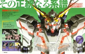 Rating: Safe Score: 3 Tags: gundam gundam_unicorn mecha nakada_eiji unicorn_gundam User: Aurelia