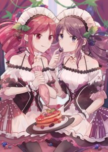 Rating: Safe Score: 17 Tags: cream maid tagme xinghuo User: Mr_GT