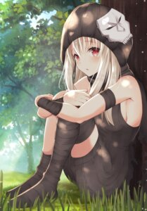 Rating: Safe Score: 49 Tags: assassin_(fate/zero) bandages cosplay fate/kaleid_liner_prisma_illya fate/stay_night illyasviel_von_einzbern thighhighs yuzuzukushi User: Mr_GT