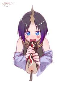 Rating: Questionable Score: 13 Tags: elma_(kobayashi-san_chi_no_maid_dragon) gorgeous_mushroom horns kobayashi-san_chi_no_maid_dragon User: Spidey