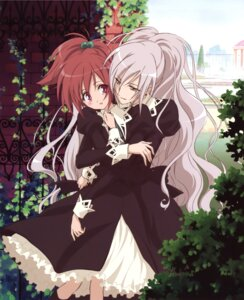 Rating: Safe Score: 23 Tags: aoi_nagisa hanazono_shizuma sakai_kyuuta seifuku strawberry_panic yuri User: Radioactive