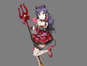 Rating: Safe Score: 24 Tags: cleavage fishnets heels horns love_live! love_live!_school_idol_festival stockings tagme tail thighhighs toujou_nozomi transparent_png weapon wings User: kotorilau