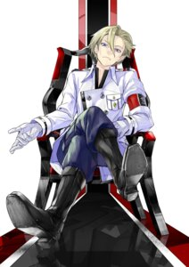 Rating: Safe Score: 15 Tags: daryl_yan guilty_crown male redjuice uniform User: animeprincess