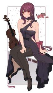 Rating: Safe Score: 16 Tags: choney dress girls_frontline pantyhose wa2000_(girls_frontline) User: Mr_GT