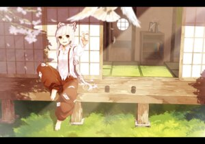 Rating: Safe Score: 14 Tags: fujiwara_no_mokou pietani397 touhou User: animeprincess