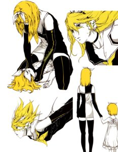 Rating: Safe Score: 3 Tags: kagamine_rin meltdown_(vocaloid) nagimiso nagimiso.sys vocaloid User: Radioactive