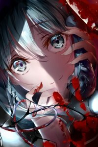 Rating: Safe Score: 54 Tags: blood fallen_heaven komeiji_koishi touhou weapon User: Spidey