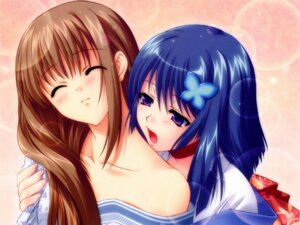 Rating: Questionable Score: 21 Tags: akaiito hal hatou_kei hatou_yumei success yuri User: blooregardo