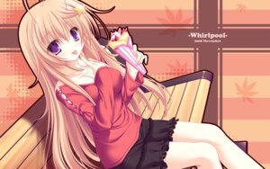 Rating: Safe Score: 16 Tags: meri_chri mikagami_mamizu seiya_mashiro wallpaper whirlpool User: hirotn