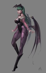 Rating: Safe Score: 26 Tags: cleavage dark_stalkers midfinger22 morrigan_aensland pantyhose signed wings User: Brufh