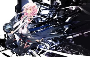 Rating: Safe Score: 105 Tags: guilty_crown redjuice yuzuriha_inori User: ranhina
