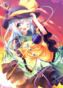 Rating: Safe Score: 10 Tags: komeiji_koishi sefa touhou User: 椎名深夏