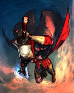 Rating: Safe Score: 6 Tags: devil_may_cry male nero User: Radioactive