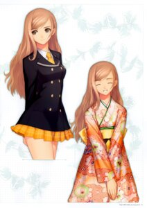 Rating: Safe Score: 56 Tags: kimono kureha_touka seifuku shining_tears shining_wind shining_world tony_taka User: Share
