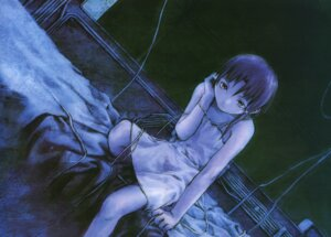 Rating: Safe Score: 7 Tags: abe_yoshitoshi iwakura_lain serial_experiments_lain User: Radioactive