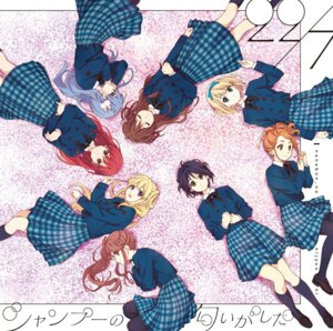 Rating: Safe Score: 13 Tags: 22/7 disc_cover horiguchi_yukiko pantyhose seifuku User: saemonnokami