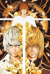 Rating: Safe Score: 5 Tags: death_note male mello near obata_takeshi yagami_light User: Radioactive