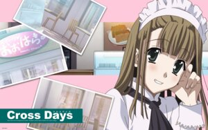 Rating: Safe Score: 7 Tags: cross_days gotou_junji kuroda_hikari maid overflow school_days wallpaper User: makiesan