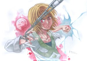 Rating: Safe Score: 2 Tags: hunter_x_hunter kurapika male nick-lan User: charunetra