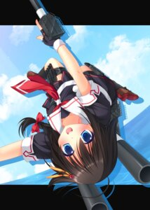Rating: Safe Score: 27 Tags: kantai_collection nakada_rumi seifuku shigure_(kancolle) User: 椎名深夏