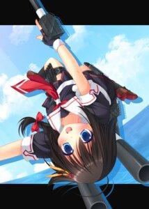 Rating: Safe Score: 27 Tags: kantai_collection nakada_rumi seifuku shigure_(kancolle) User: 椎名深夏