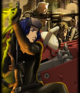 Rating: Safe Score: 14 Tags: batou bodysuit ghost_in_the_shell gun kusanagi_motoko togusa User: Anonymous