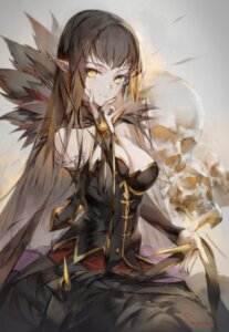 Rating: Safe Score: 38 Tags: assassin_of_red_(fate/apocrypha) cleavage dress fate/apocrypha fate/grand_order fate/stay_night hong pointy_ears semiramis_(fate) User: charunetra