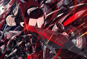 Rating: Safe Score: 28 Tags: ass fate/grand_order nagishiro_mito saber saber_alter sword User: Nepcoheart