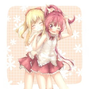 Rating: Safe Score: 16 Tags: kuma21543 sugiura_ayano toshinou_kyouko yuru_yuri User: ddns001