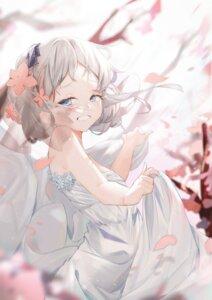 Rating: Questionable Score: 23 Tags: ano_hi_mita_hana_no_namae_wo_bokutachi_wa_mada_shiranai dress honma_meiko no_bra pola_(1021) skirt_lift wedding_dress User: yanis