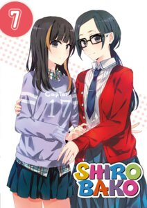 Rating: Safe Score: 27 Tags: andou_tsubaki disc_cover megane ponkan_8 satou_sara shirobako sweater User: WcDuck