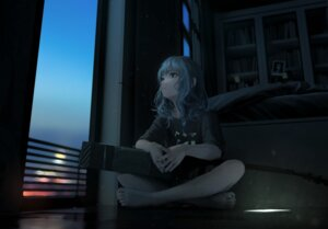 Rating: Questionable Score: 18 Tags: feet guitar hololive hoshimachi_suisei tagme User: Dreista