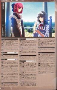 Rating: Safe Score: 3 Tags: kohaku melty_blood screening toono_akiha tsukihime type-moon User: Irysa
