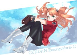 Rating: Safe Score: 32 Tags: aida_reihanton gundam gundam_reconguista_in_g heels realmbw User: Mr_GT