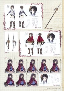 Rating: Safe Score: 12 Tags: atelier atelier_rorona character_design expression kishida_mel mimi_houllier_von_schwarzlang User: crim