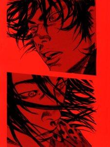 Rating: Safe Score: 2 Tags: inoue_takehiko male monochrome vagabond User: Umbigo