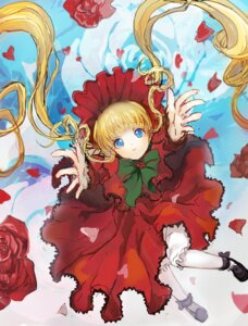 Rating: Safe Score: 14 Tags: miu_(pixiv2667490) rozen_maiden shinku User: Mr_GT