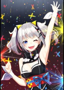 Rating: Safe Score: 16 Tags: cleavage kaguya_luna kaguya_luna_(character) sakuragi_ren User: Dreista