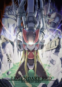 Rating: Safe Score: 10 Tags: bodysuit mecha rockman rockman_zero tagme wet User: h71337