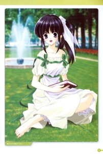 Rating: Safe Score: 13 Tags: dress girls_bravo hare_nanaka_koyomi mario_kaneda summer_dress User: Radioactive