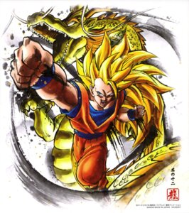 Rating: Safe Score: 5 Tags: dragon_ball son_goku User: drop