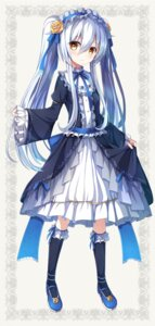Rating: Safe Score: 112 Tags: dress lolita_fashion nikkunemu User: charunetra