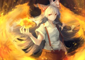 Rating: Safe Score: 16 Tags: fujiwara_no_mokou shuzi touhou User: animeprincess