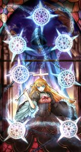 Rating: Safe Score: 8 Tags: beatrice dress umineko_no_naku_koro_ni zen_(weishanzhe) User: Radioactive