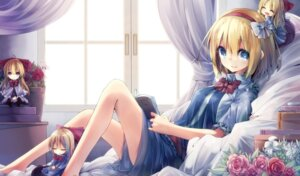 Rating: Safe Score: 53 Tags: alice_margatroid teco touhou User: tbchyu001