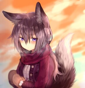 Rating: Safe Score: 23 Tags: animal_ears kitsune sukemyon tail User: Mr_GT